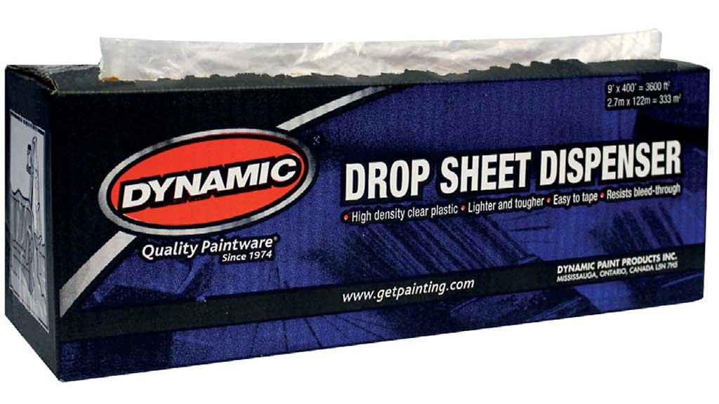 Dynamic Drop Sheet Dispenser