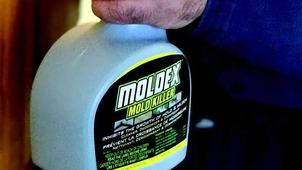 Moldex Mold And Mildew Control 187 Professional Painter Magazine