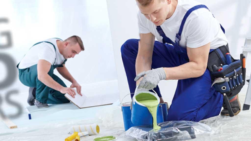The Basics of Professional Painter